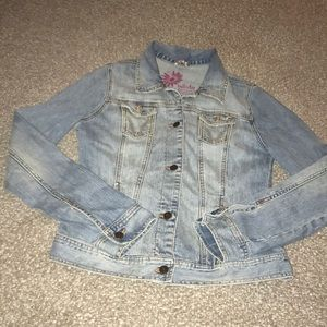 Women's Hollister Jean Jacket